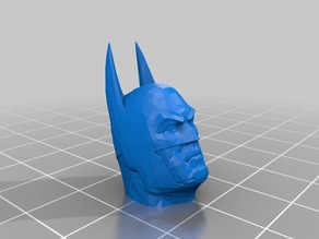 Batman Head Skin for Modibot