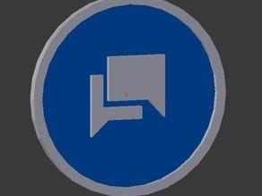 Thingiverse Groups Badge