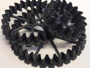 Gear Cookie Cutters