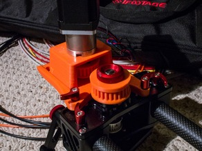 Motor mounts for ifootage shark and extended slider