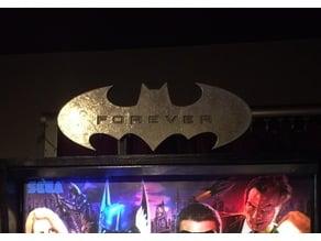 Batman Forever Pinball Topper
