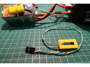 LiPo Charger Temp Sensor Case (for LM35)