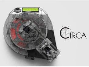 Circa 3D Printer V2.0