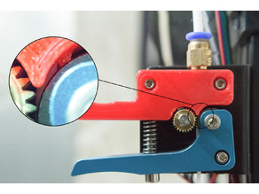Tevo Flexible Filament Extruder Upgrade Extra-tight