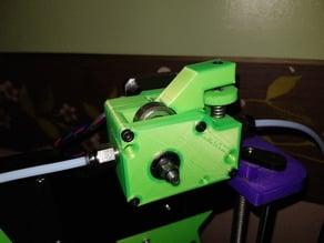 3:1 Geared Bowden Extruder