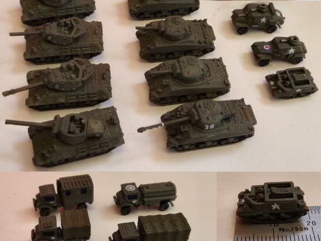 Tanks en mouvement sur les tapis de jeu WOG avec les Avions  Allied1_preview_featured
