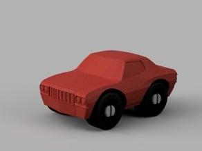 Muscle Car - Duplo Compatible
