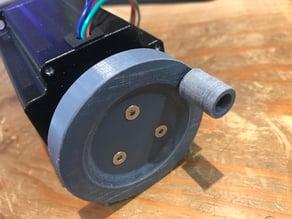 NEMA23 Hand Wheel