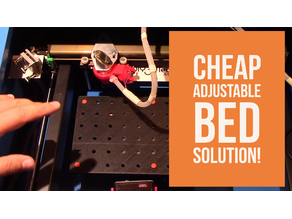 Adjustable Laser Jack-Stand Bed!