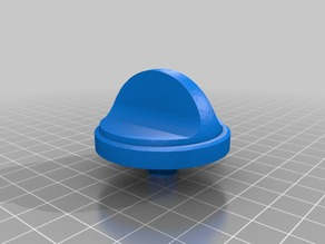 bouton micro onde