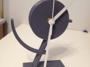 Modern Desk Clock
