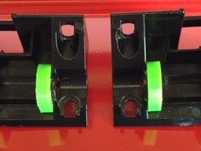 Makerbot Fifth Gen Idler Pulley Fix