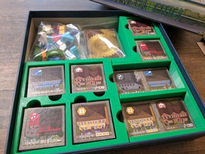 Between Two Cities box organizer trays