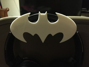Batman Headphone Holder
