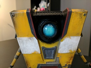 Claptrap from Borderlands!