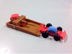 Shooting Car Toy