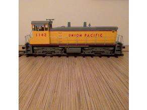 1:32 OpenRailway EMD SW1500 Union Pacific No. 1142 stencils