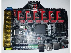 SKR Pro 1.1 board to CR-10s control box