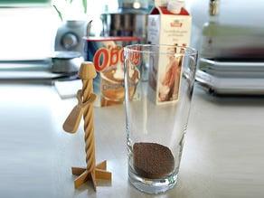 Chocolate Milk Mixer