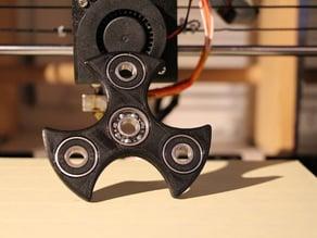 Tri-Spinner Fidget Toy