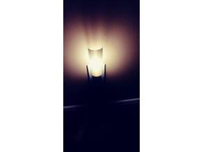 Dollar Store Night Light improvement