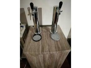 Kegarator drip tray
