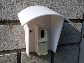 Door bell weather protection