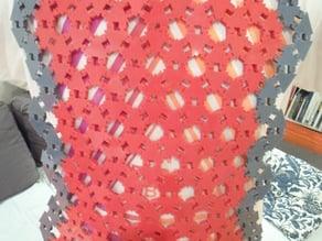 My 3D apron