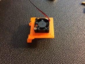 30mm Fan Shroud MP Select Mini PCB