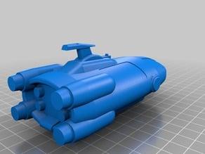 Subnautica Aurora (Improved)