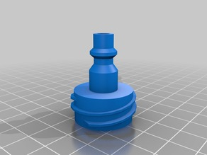 Stand-Up Paddle Board Air Compressor Adapter
