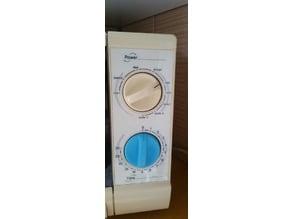 Microwave knob