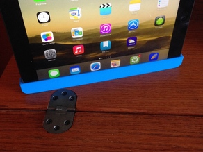iPad Wall Mount Remix for the Air