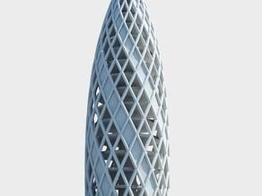 Gherkin Skyscraper