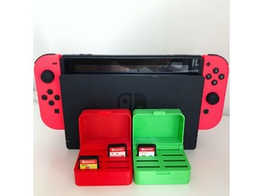Nintendo Switch Game Case