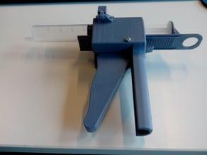 20ml / 20cc syringe gun