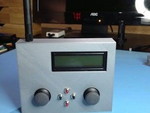 CrazyFlie Arduino Controller Case