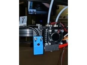 Flsun i3 Dual Extruder Auto Level Sensor Mount