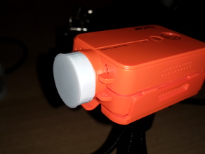 runcam2 cup without lens protector