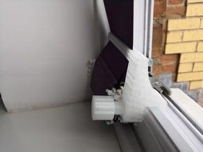 Vertical Blind Anti-wind Clamp Holder