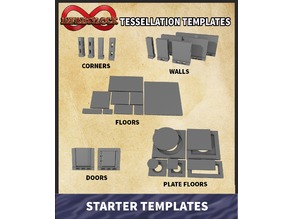 InfinityLock Starter Set Templates