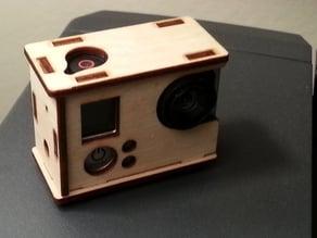GoPro Hero 3 Black Laser-able Case