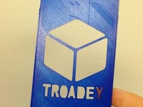 Troadey Case for iPhone 6 (Ninjaflex)