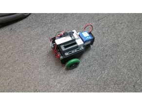 VEX Chassis Bot