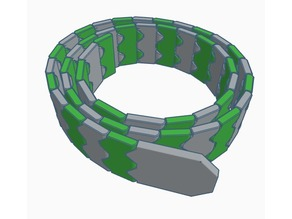 Articulated Belt (Dual Extrusion)