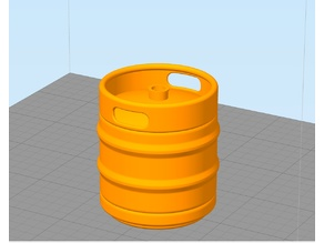 EURO KEG 30L for RC car 1:10