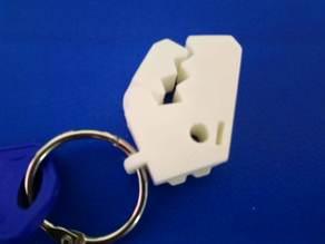 Rex keychain