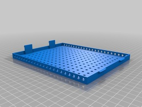 Anet A8 Electronics Box MKII - Thin Lid