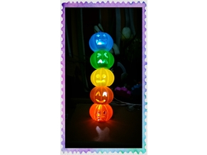 Halloween Pumpkin Lantern(small)