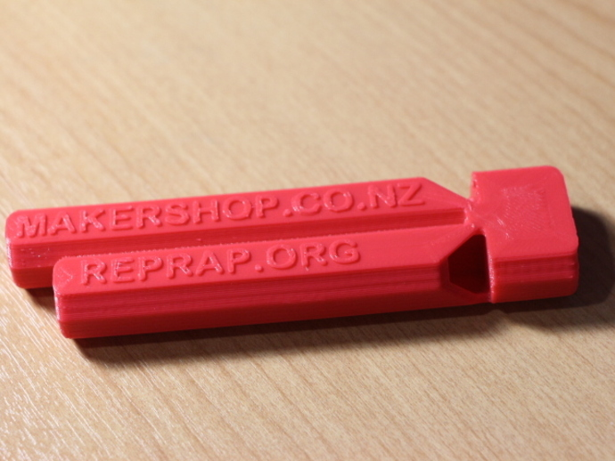Steam Train Whistle by MikeP-NZ - Thingiverse